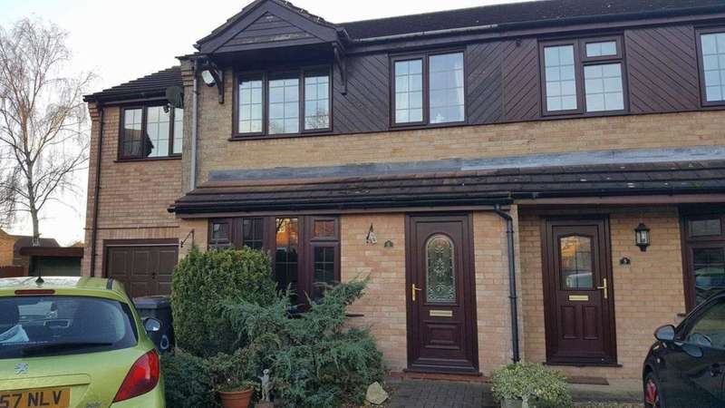 5 Bedrooms Semi Detached House for sale in 6 Digby Close,Doddington Park, Lincoln, LN6 3PZ