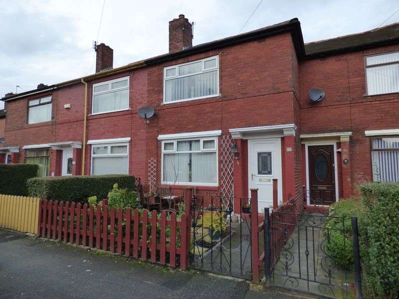 3 Bedrooms Terraced House for sale in Mount Pleasant Road, Manchester