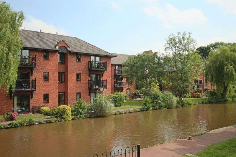 1 Bedroom Flat for sale in The Moorings, Stafford Street, Stone