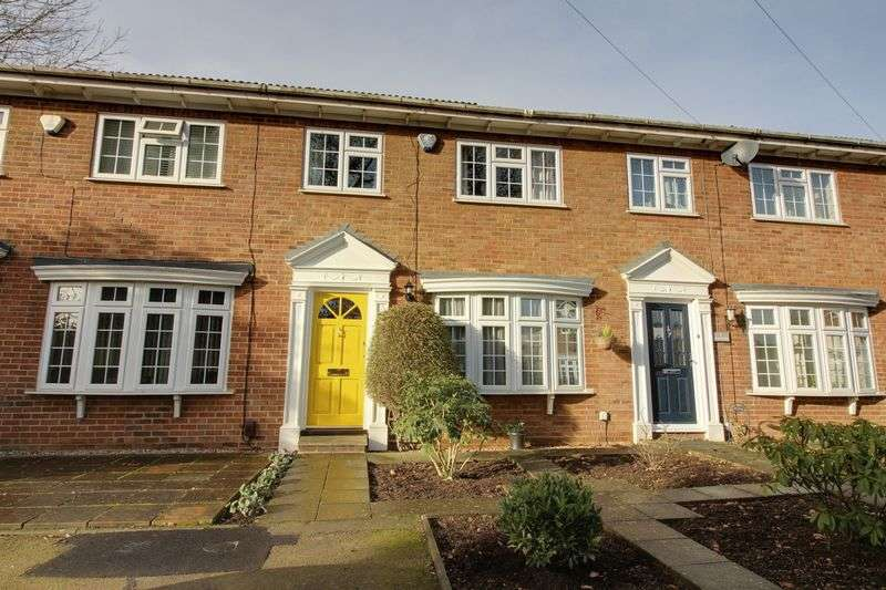 3 Bedrooms Terraced House for sale in St Faiths Close, Enfield