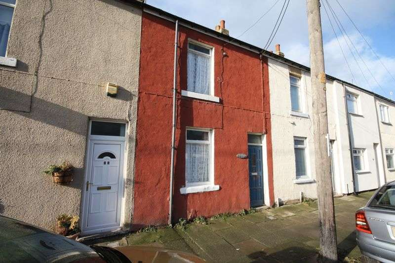2 Bedrooms Terraced House for sale in New Company Row, Skinningrove