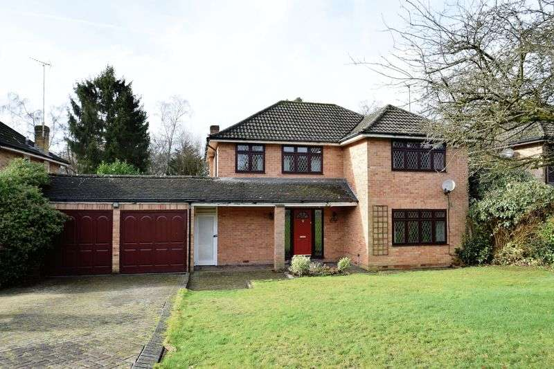 4 Bedrooms Detached House for sale in Cheyne Close, Gerrards Cross