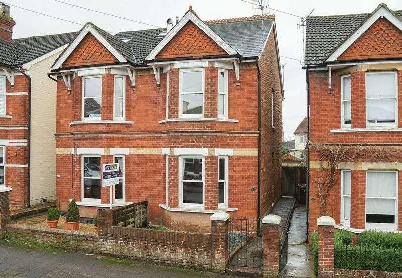 3 Bedrooms Semi Detached House for sale in Prospect Road, Tunbridge Wells