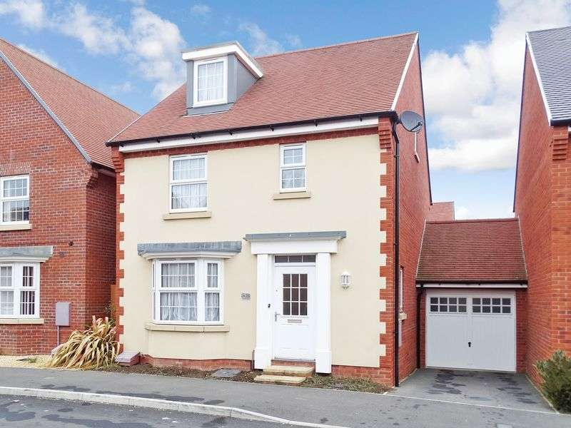 4 Bedrooms House for sale in Cranesbill Road, Melksham