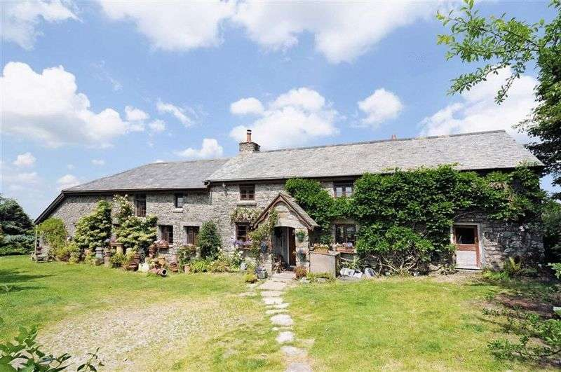 5 Bedrooms Detached House for sale in Sampford Spiney, Yelverton
