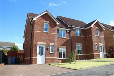 3 Bedrooms House for rent in Methill Way, West Craigs