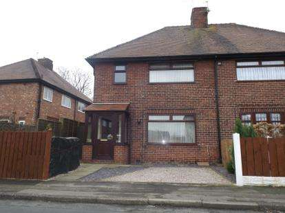 3 Bedrooms Semi Detached House for sale in Russell Avenue, Leyland, PR25