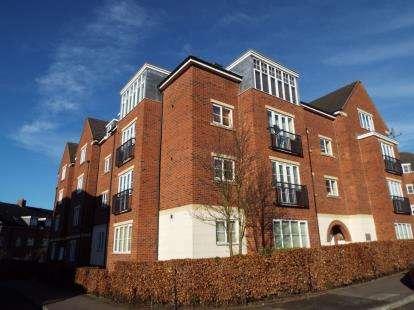 2 Bedrooms Flat for sale in Edison Way, Arnold, Nottingham, Nottinghamshire