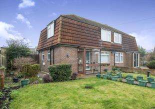 3 Bedrooms Semi Detached House for sale in Eden Road, High Halstow, Rochester, Kent