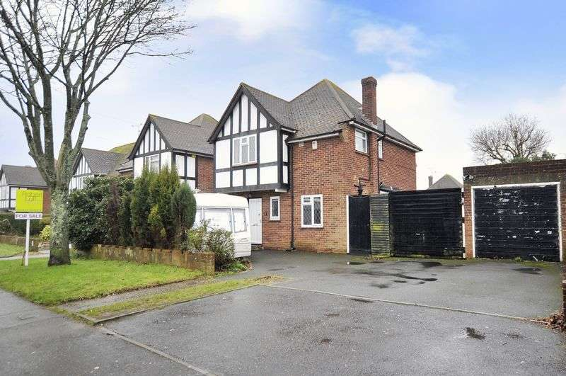 3 Bedrooms Detached House for sale in Nelson Road, Goring-by-Sea