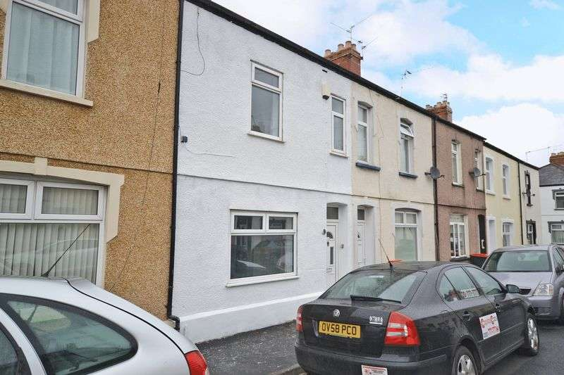 3 Bedrooms Terraced House for sale in Attractively Presented House, Oakley Street, Newport