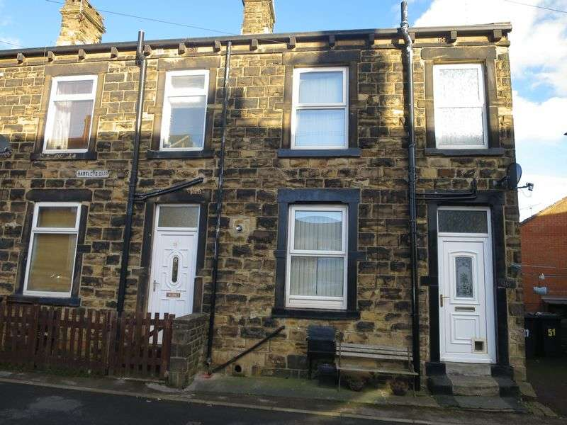 1 Bedroom Terraced House for sale in Bridge Street, Morley, Leeds