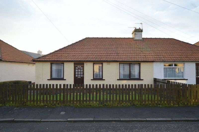 3 Bedrooms Semi Detached Bungalow for sale in 3 Osborne Place, Tweedmouth, Berwick-Upon-Tweed