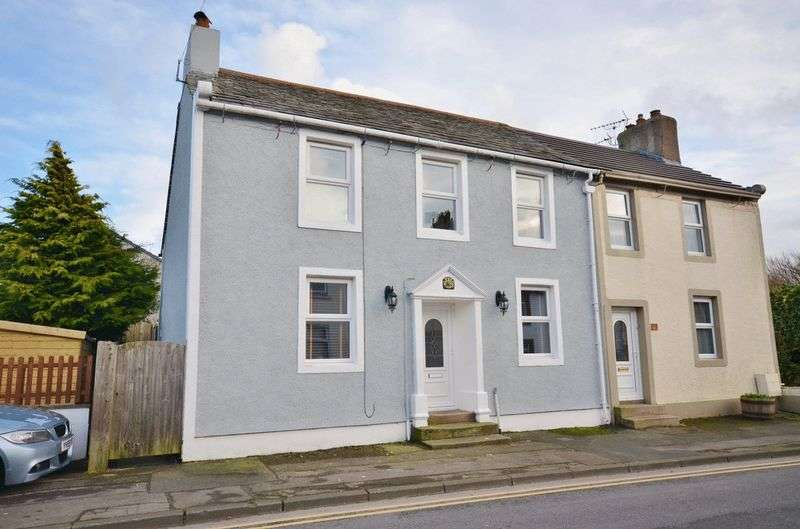 3 Bedrooms Semi Detached House for sale in Main Street, Workington
