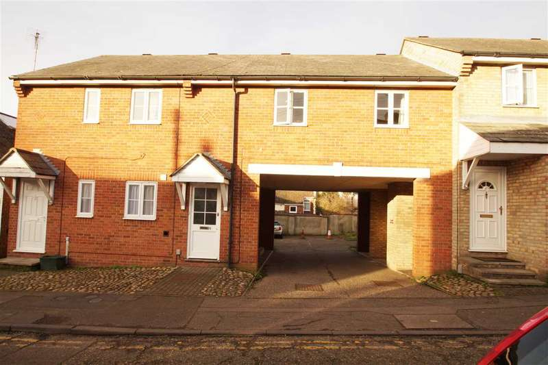 1 Bedroom Maisonette Flat for sale in Fairfax Road, Colchester