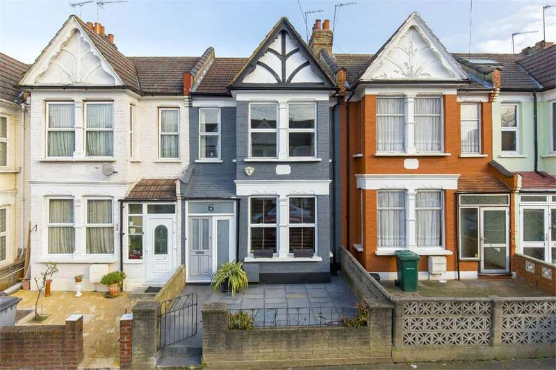 3 Bedrooms Terraced House for sale in Carlton Road, Friern Barnet, London