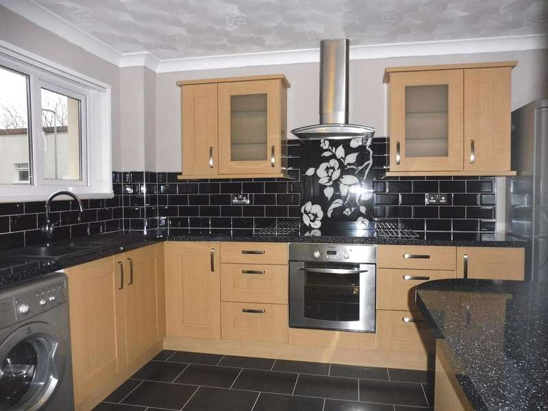 3 Bedrooms Terraced House for sale in Stour Court, Thornhill, Cwmbran