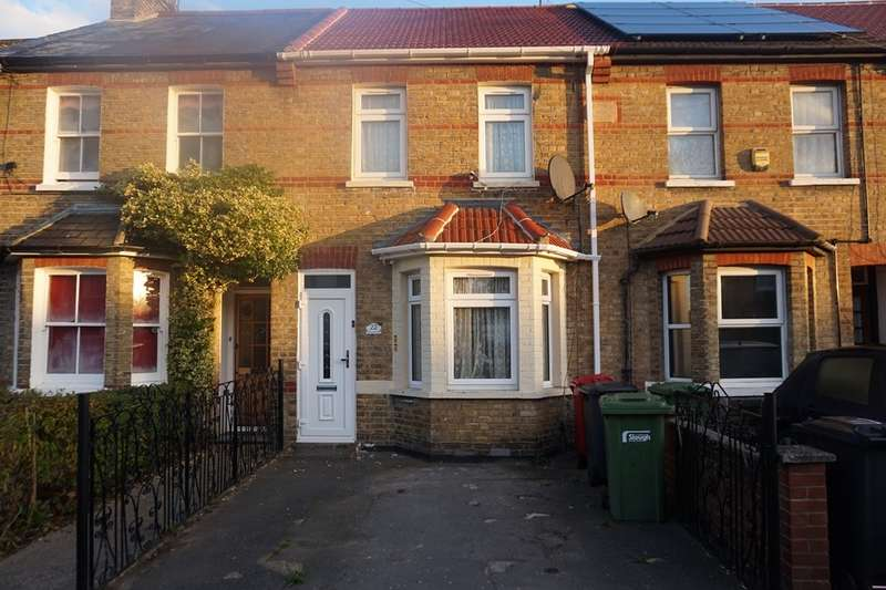 3 Bedrooms Terraced House for sale in Montague Road, Slough, SL1