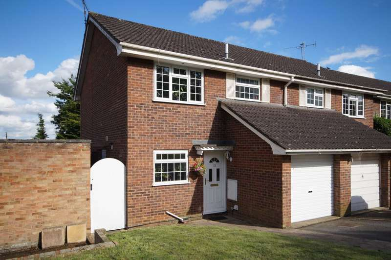 Semi Detached House for sale in Ashmead, Bordon, Hampshire, GU35