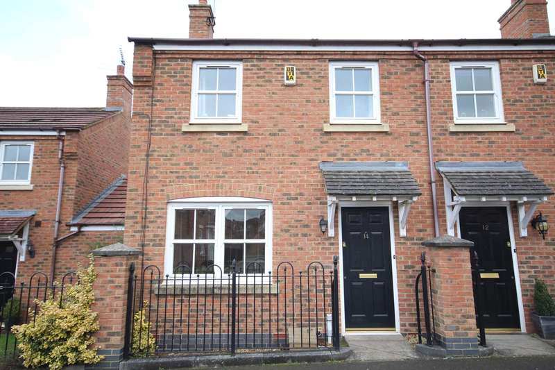 3 Bedrooms End Of Terrace House for sale in Kingsash Road, Fairford Leys