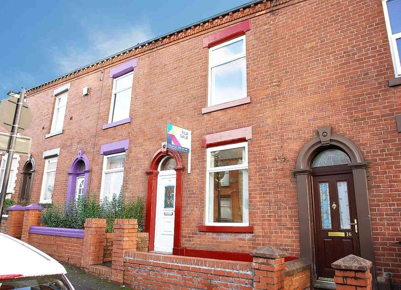 3 Bedrooms Terraced House for sale in 18 Balfour Street, Clarksfield, Oldham