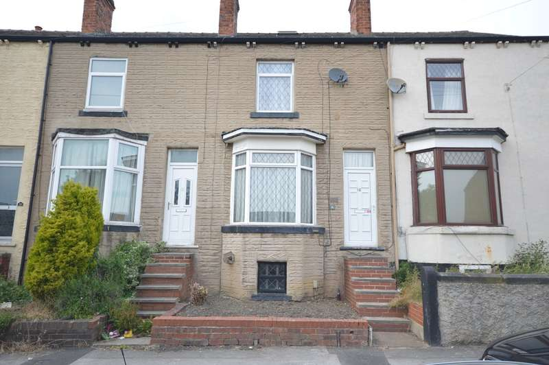 3 Bedrooms Terraced House for sale in Fryergate, Alverthorpe, Wakefield