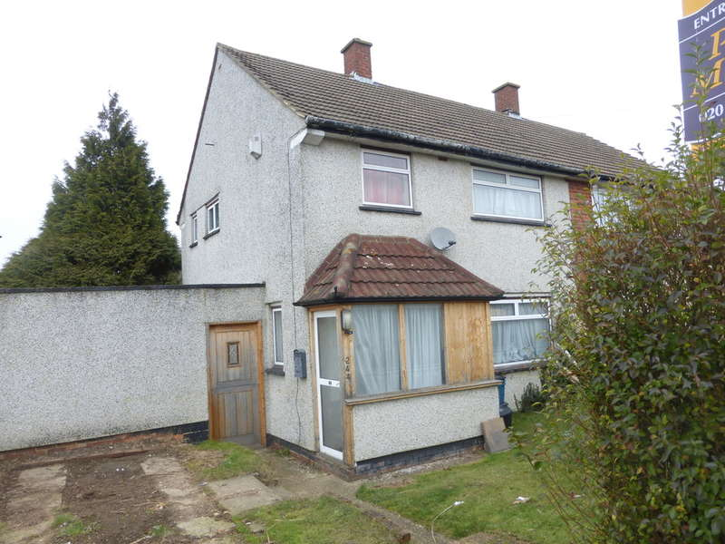 3 Bedrooms Semi Detached House for sale in Dunley Drive, New Addington