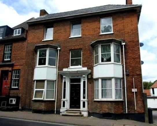 6 Bedrooms Semi Detached House for sale in Stockbridge House, 192 High Street, Newmarket