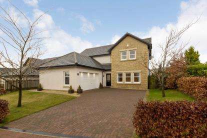 4 Bedrooms Detached House for sale in Solomon's View, Dunlop