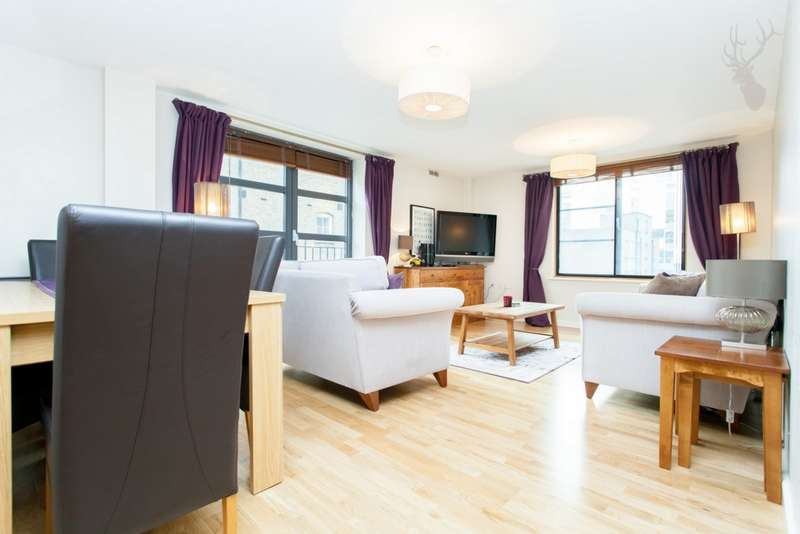 2 Bedrooms Flat for sale in Batemans Row, Shoreditch, EC2A