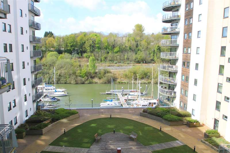 2 Bedrooms Property for sale in Victoria Wharf, Watkiss Way, Cardiff Bay