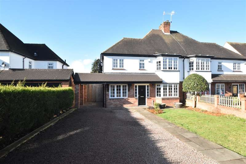4 Bedrooms Property for sale in Lyttelton Road, Droitwich Spa