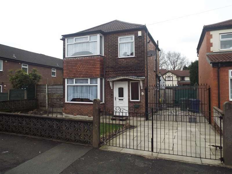 3 Bedrooms Property for sale in Taylor Street, Prestwich