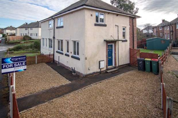 3 Bedrooms Semi Detached House for sale in Howarth Road, Ashton-on-Ribble, Preston, PR2