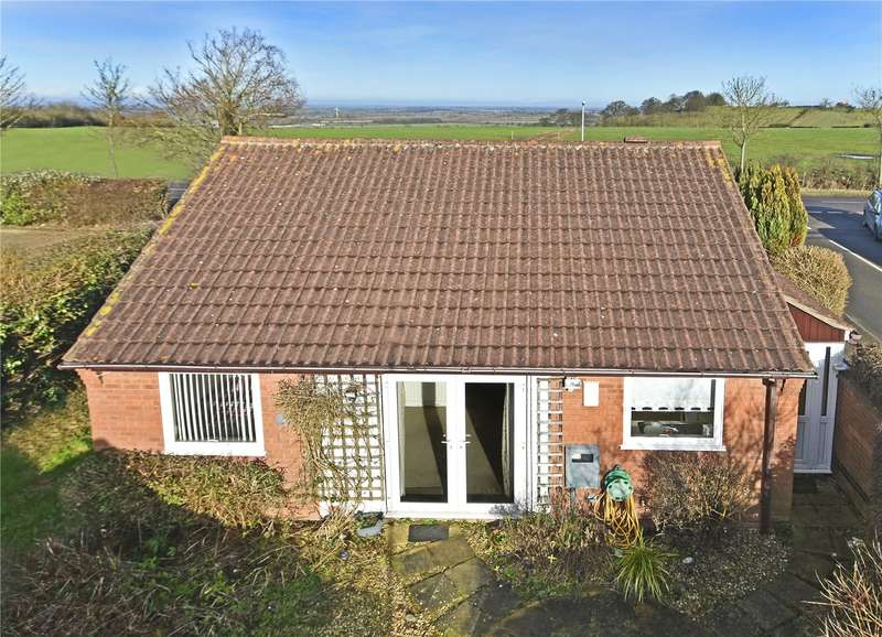 2 Bedrooms Detached Bungalow for sale in Covill Close, Great Gonerby, Grantham, Lincolnshire, NG31