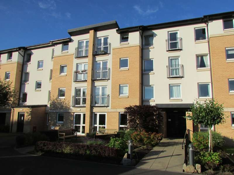 2 Bedrooms Retirement Property for sale in Flat 9, Aidans View 1 Aidans Brae, Clarkston, Glasgow, G76 7EP