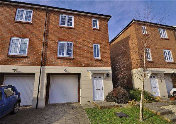 3 Bedrooms End Of Terrace House for sale in Ashford, TN23
