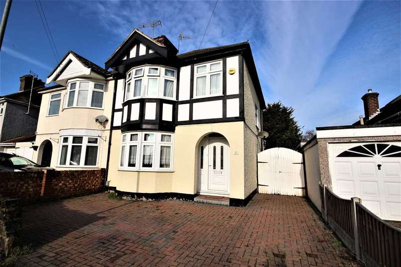 3 Bedrooms Semi Detached House for sale in Highfield Gardens