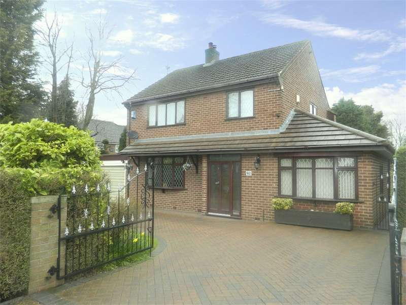 3 Bedrooms Detached House for sale in Common Lane, Culcheth, Warrington, Cheshire