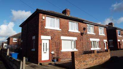 3 Bedrooms Semi Detached House for sale in Grange Road, Worsley, Manchester, Greater Manchester