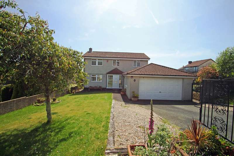 4 Bedrooms Detached House for sale in Earlswood, Plymouth