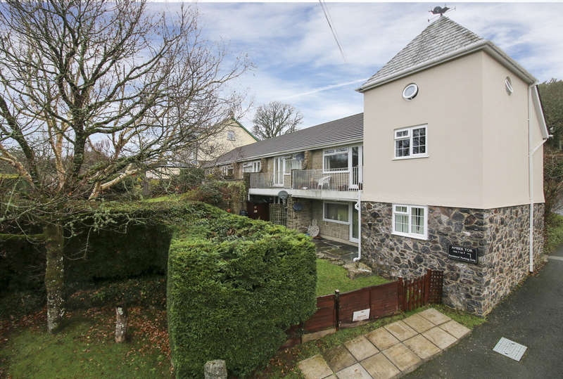 2 Bedrooms Ground Flat for sale in Amber Tor, Manaton