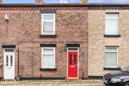 2 Bedrooms Terraced House for sale in Wharfedale Street, Garston, Liverpool, Merseyside, L19