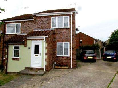 2 Bedrooms Semi Detached House for sale in Dovercourt, Harwich, Essex