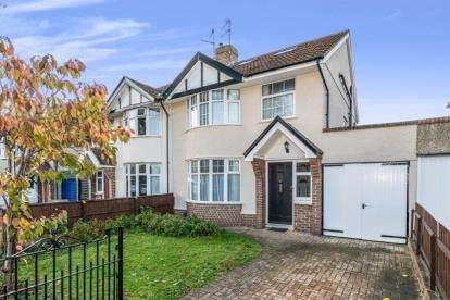 4 Bedrooms Semi Detached House for sale in Kenmore Crescent, Filton, Bristol, Glocestershire