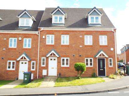 3 Bedrooms Terraced House for sale in Franchise Street, Wednesbury, West Midlands