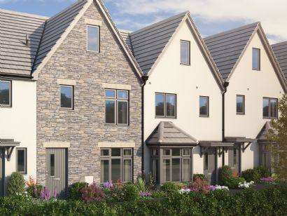 4 Bedrooms Terraced House for sale in New Park Road, Wadebridge, Cornwall