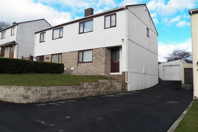 3 Bedrooms Property for sale in Min Y Graig, Pontyberem