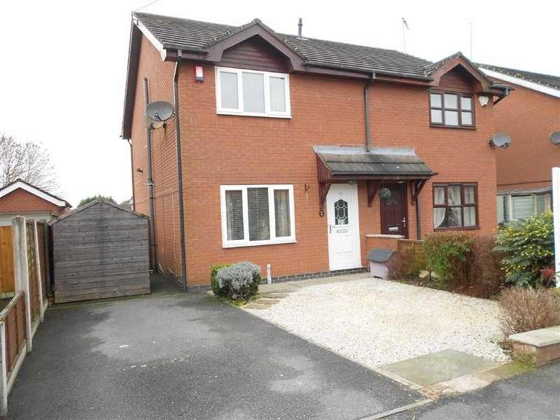 3 Bedrooms Property for sale in Sandhurst Avenue, Wistaston, Crewe, Cheshire