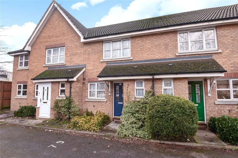 2 Bedrooms Terraced House for sale in Waterloo Road, Uxbridge, Middlesex, UB8